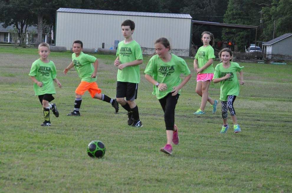 Mega Sports Camp Plus held in Gonzales _lowres