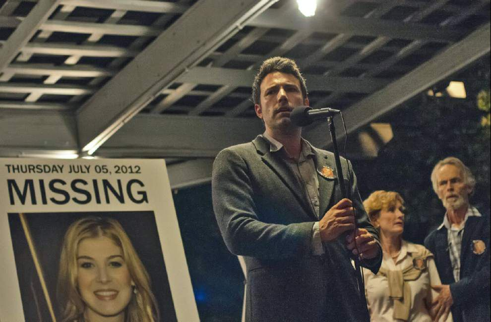 Fincher's 'Gone Girl' to open New York Film Fest _lowres