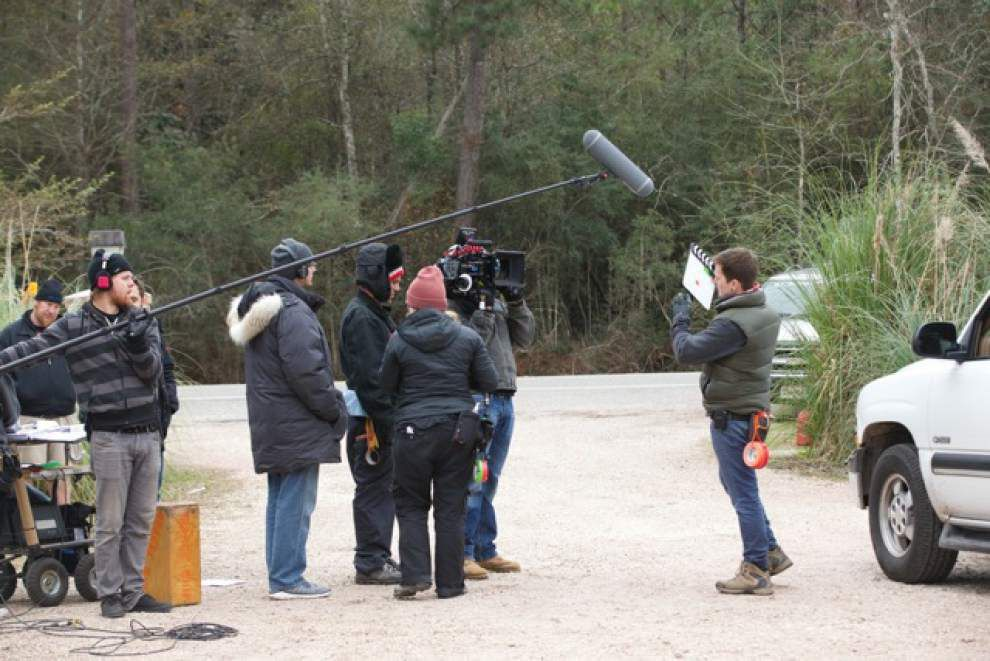 Former Mandeville mayor tries moviemaking by writing screenplay for local film _lowres