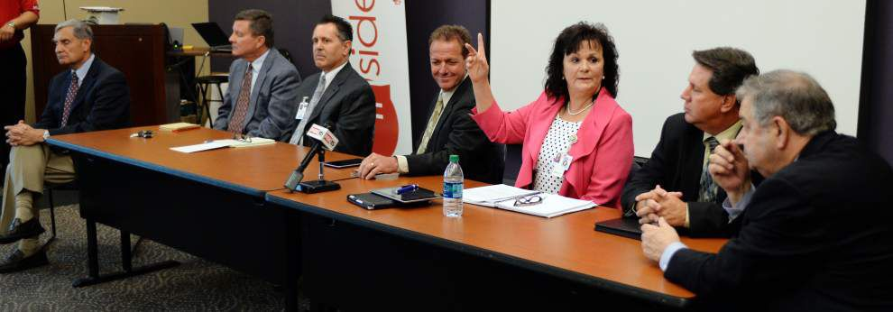 Acadiana school superintendents discuss teacher shortages, lack of Common Core data, and push for more oversight of charter schools _lowres