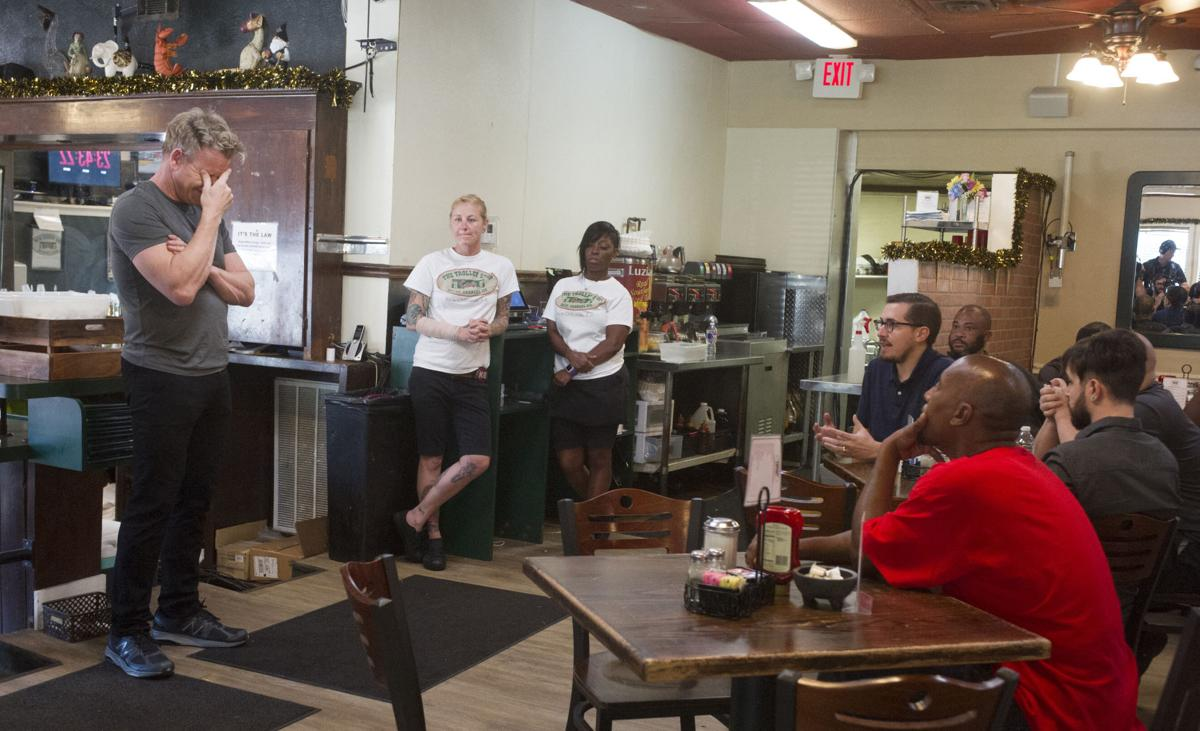 New Orleans Trolley Stop Cafe On Brink Of Disaster Set