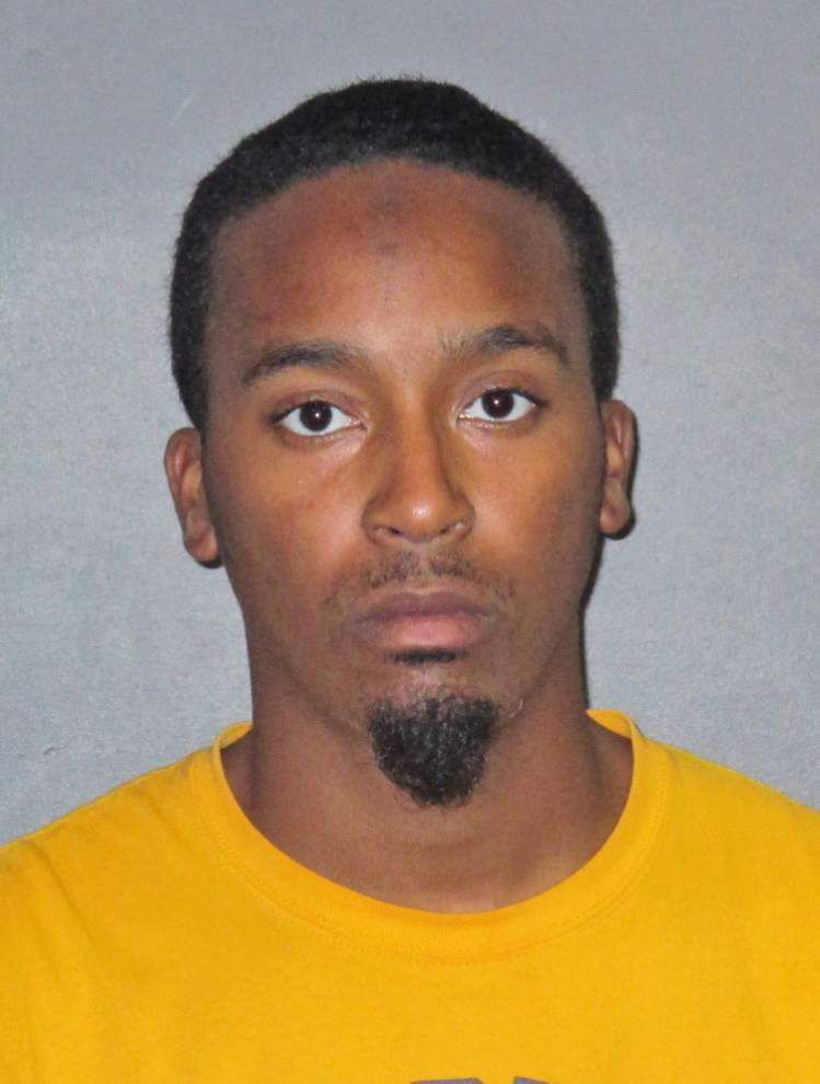 High-speed motorcycle chase lands Baton Rouge man in jail _lowres