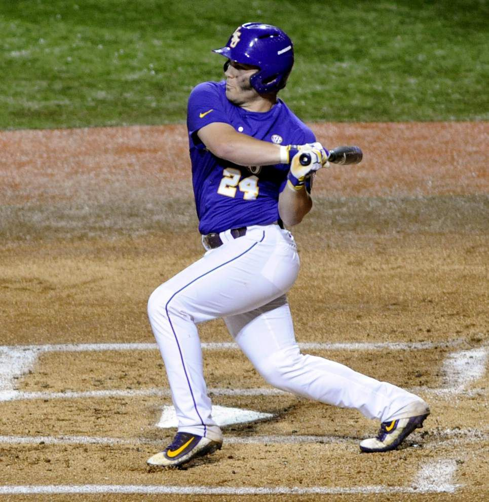 SEC baseball tournament preview: Three burning questions for LSU, players to watch and more _lowres