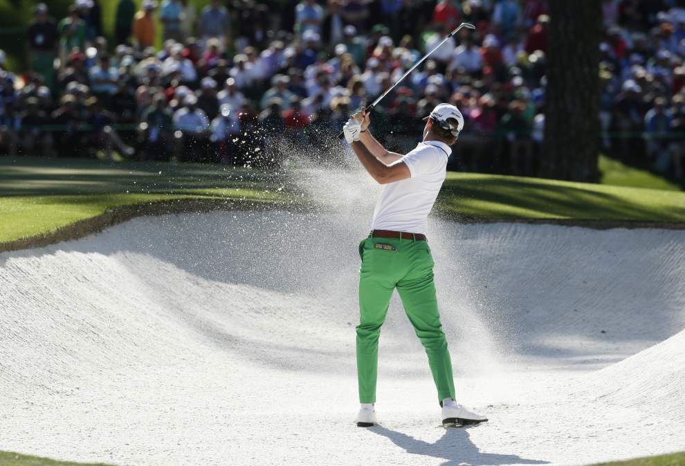 Live updates:Follow ex-LSU golfer Smylie Kaufman in final pairing at Masters with defending champ Jordan Spieth _lowres