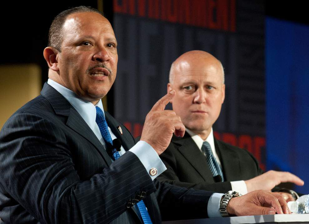Former Mayor Marc Morial, now Urban League CEO, urges stronger efforts to employ black workers in New Orleans _lowres