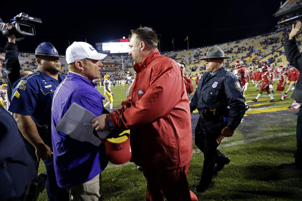 Live updates from LSU coach Les Miles' Monday press conference, 12:30 p.m. _lowres