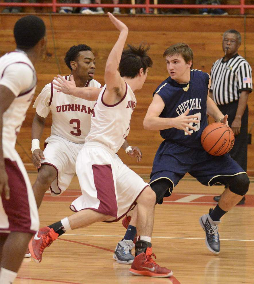 Dunham senior Ben Bernhard not flashy but valuable cog in team posting 21-5 record _lowres