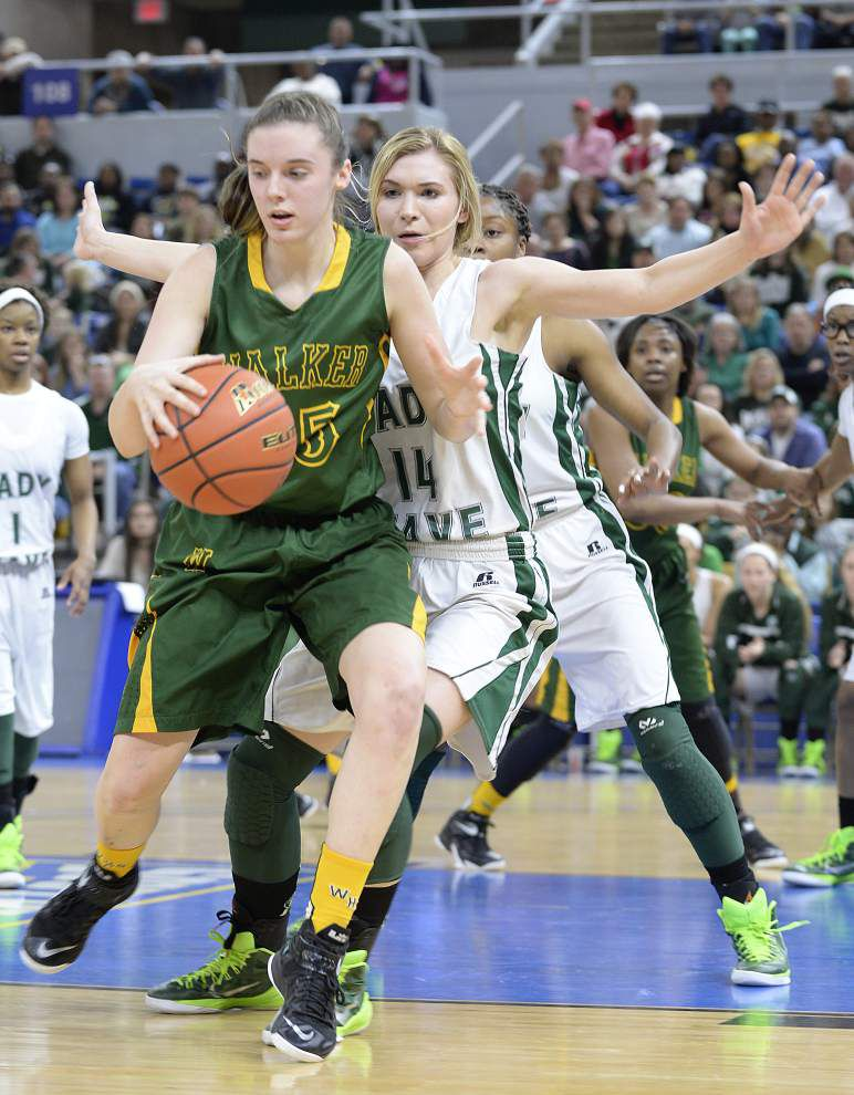 Ponchatoula prevails to win first girls state basketball title _lowres