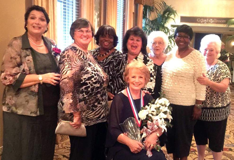 Louisiana Auxiliary wins awards at VFW National Convention _lowres