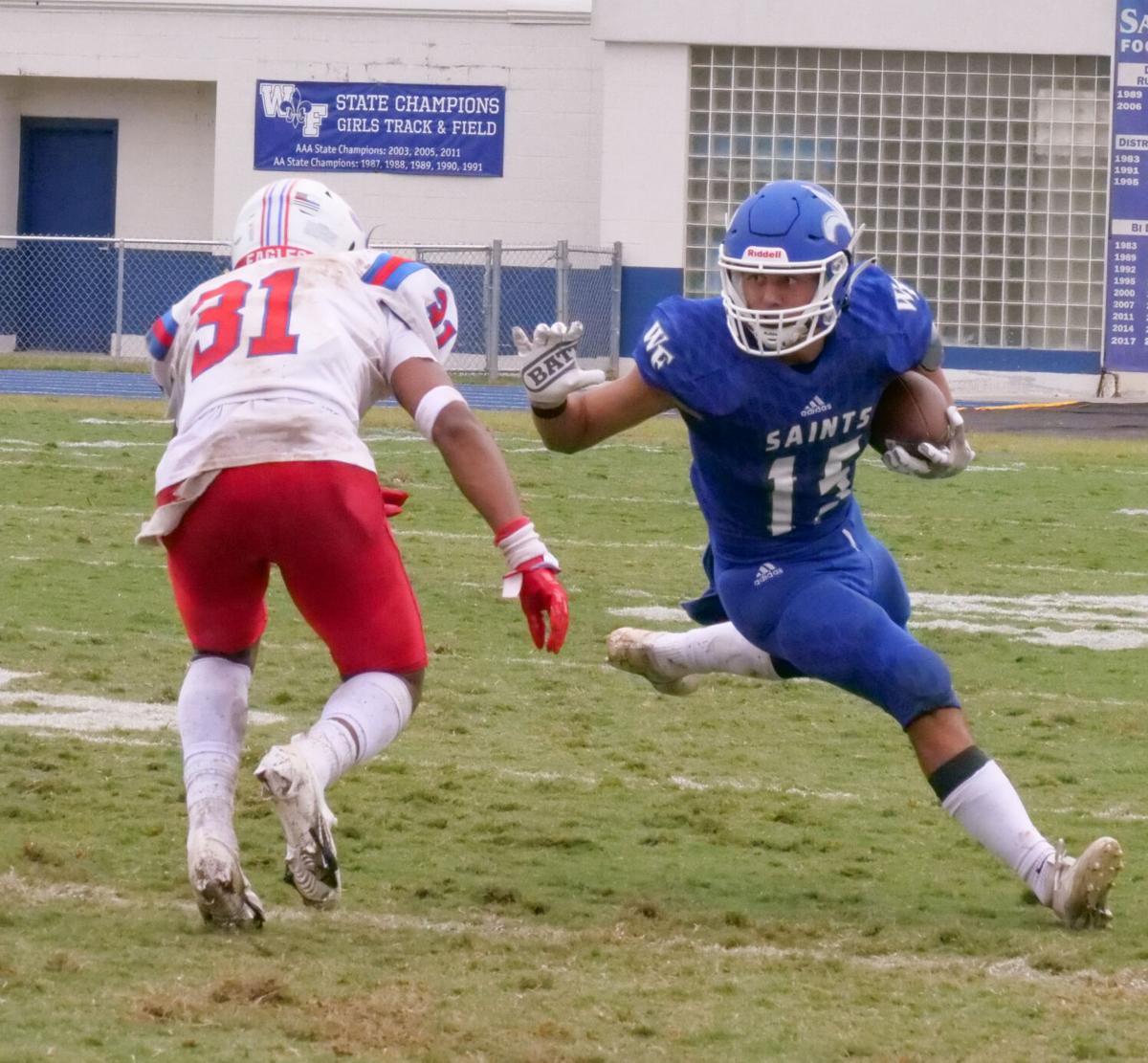 West Feliciana High Football vs Parkview Baptist014.JPG