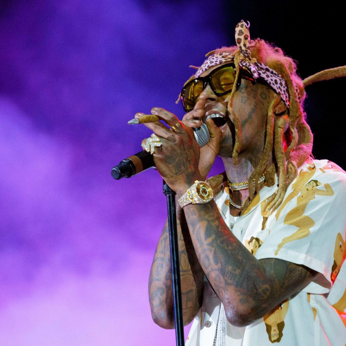 Lil Wayne Halftime Show Detracts From Drew Brees Victorious