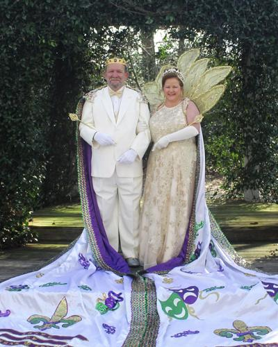 Krewe of DS King and Quee