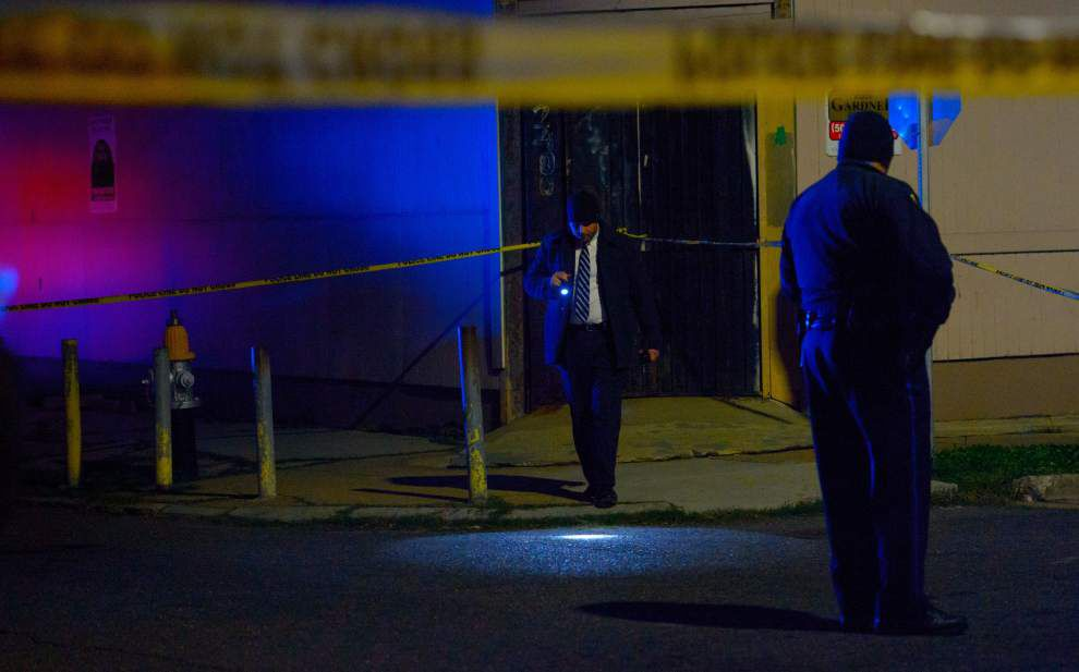NOPD names officers involved in fatal shootout, says encounter captured on body cameras _lowres