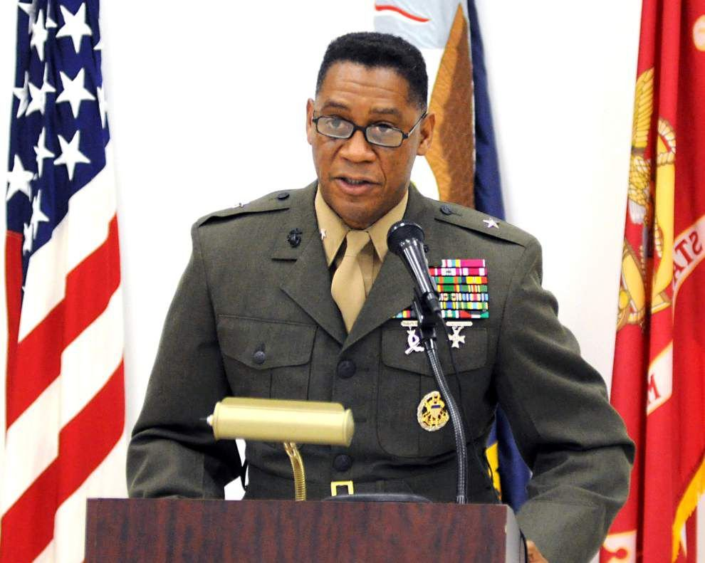 President Obama nominates Southern University graduate for major general in U.S. Marine Corps _lowres