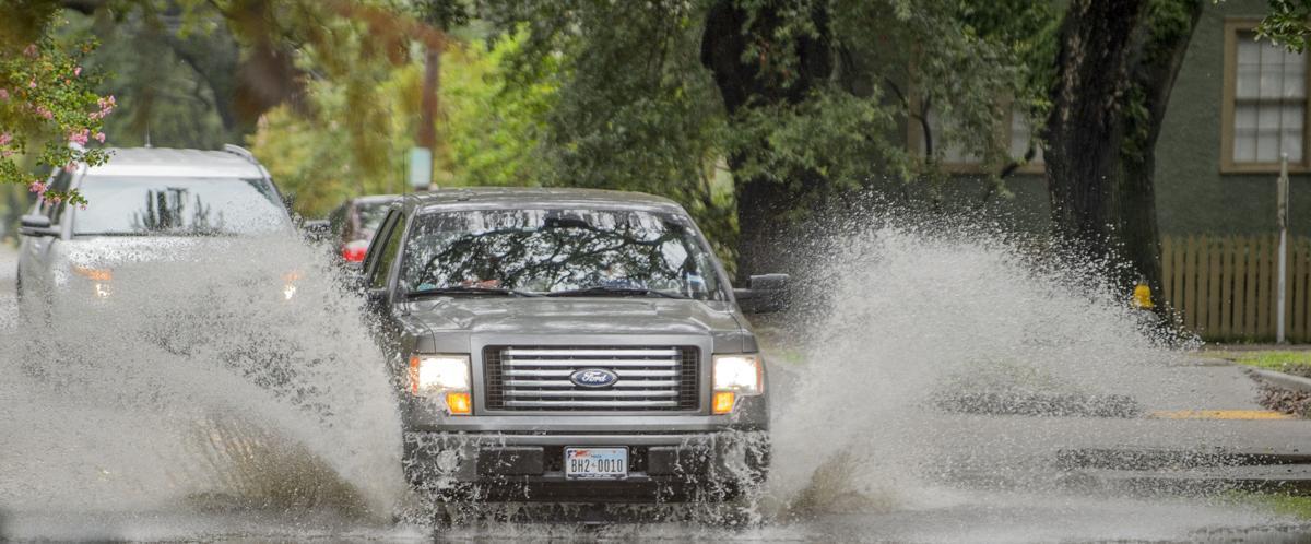 Minor Street Flooding