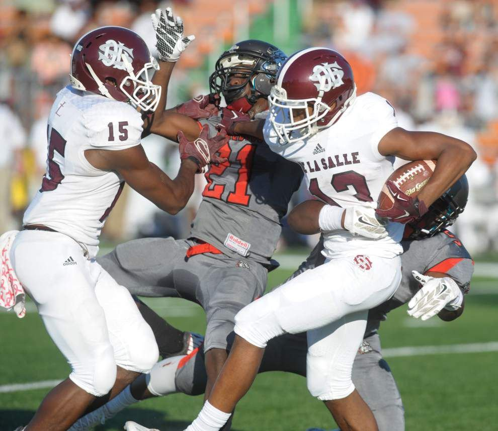 Well-rounded De La Salle set to face Lutcher _lowres