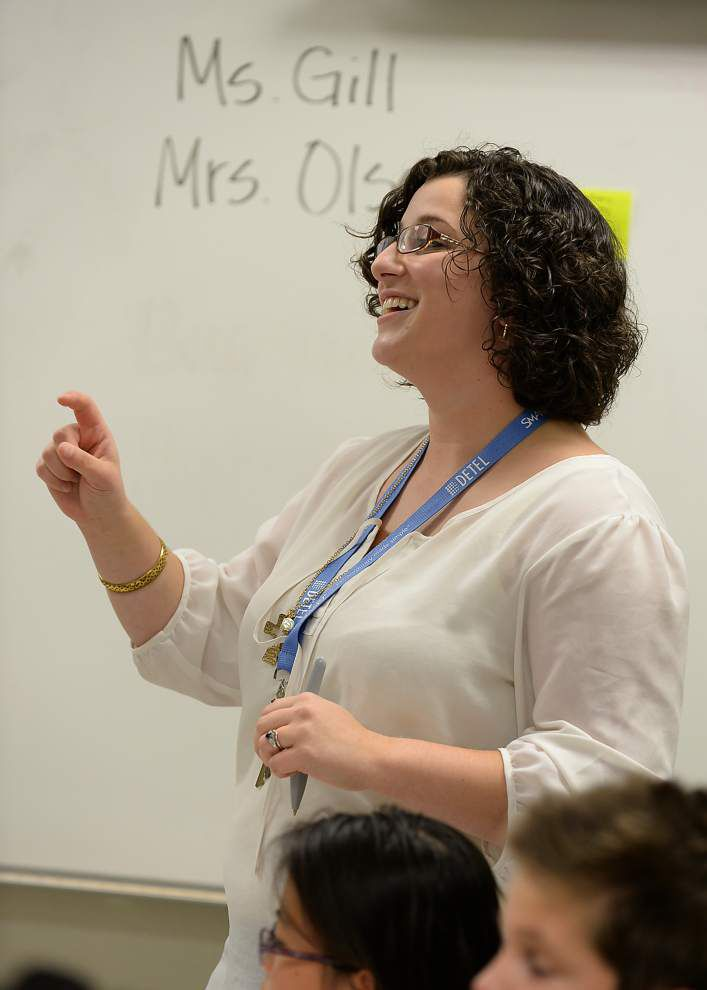 EBR schools hold job fairs to find teachers for vacancies _lowres