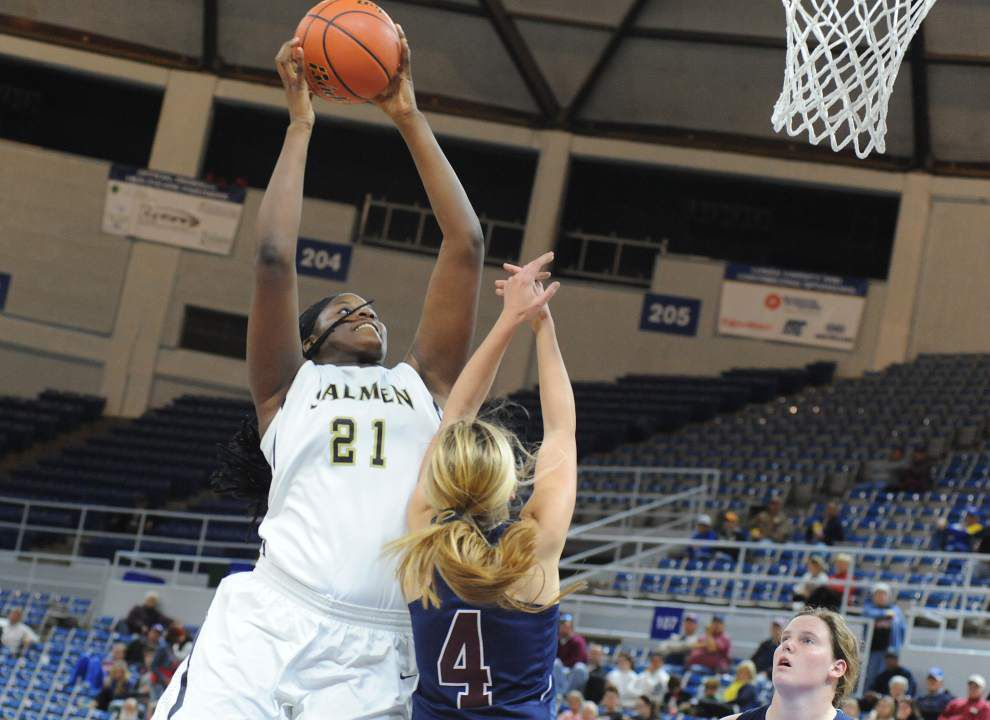 For Kalani Brown, she's Mom and Coach _lowres