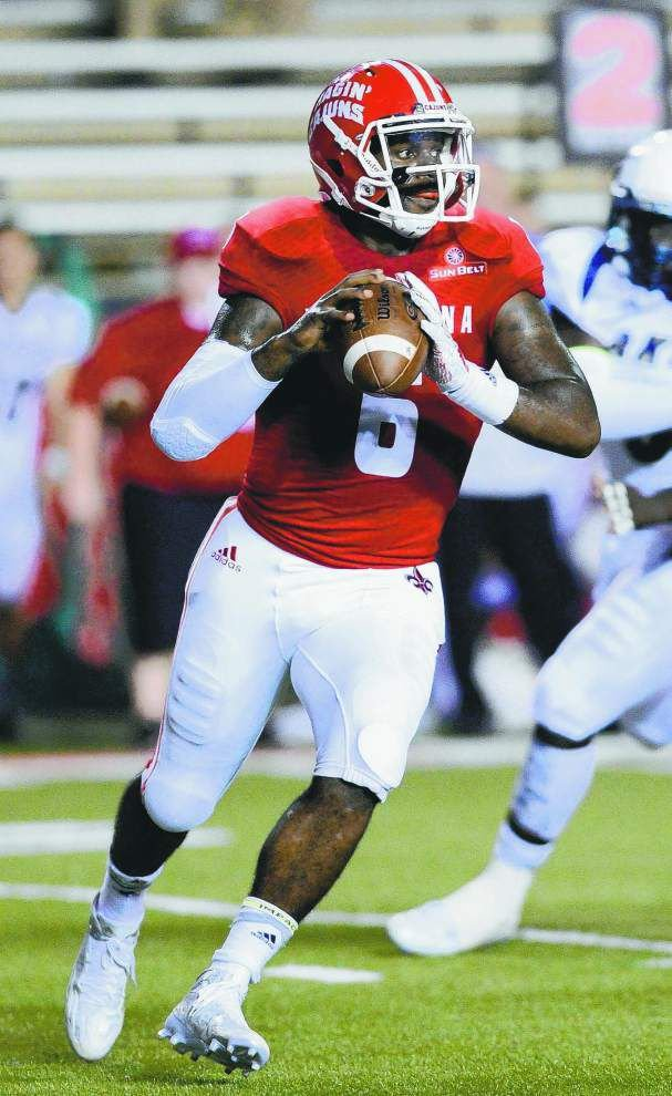 Cajuns' instability at quarterback proved detrimental, and many of the same questions linger _lowres