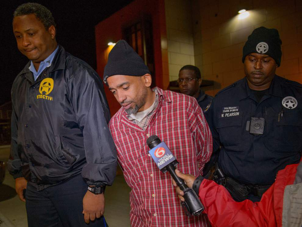 Two men arrested in shooting of Irish cop, and other New Orleans area crime news _lowres