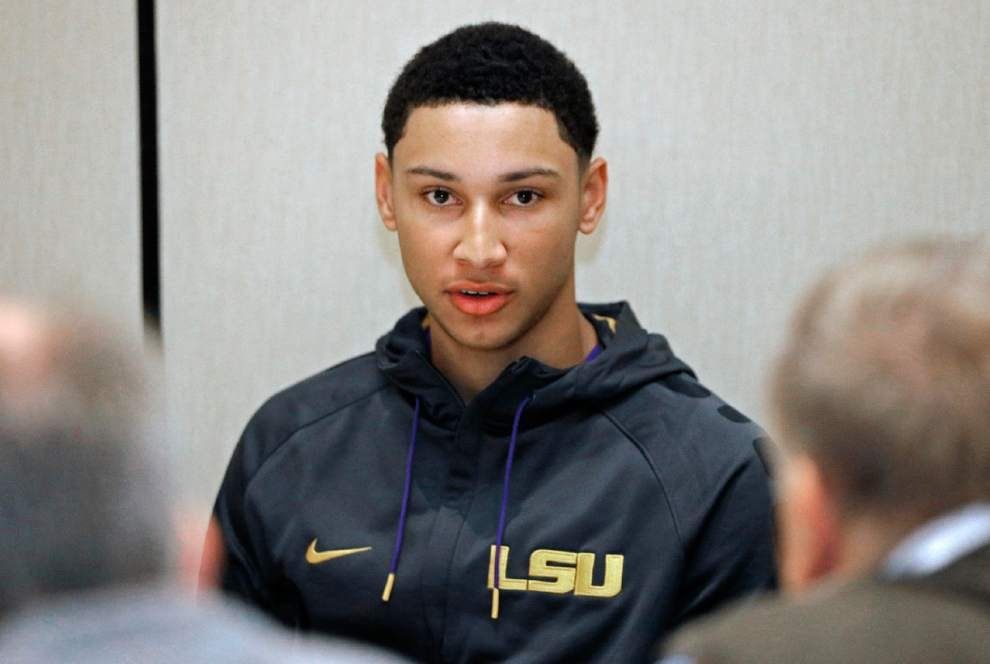 What you can expect at LSU basketball's free exhibition Friday night: Superstar Ben Simmons, plenty of new faces -- and free stuff _lowres