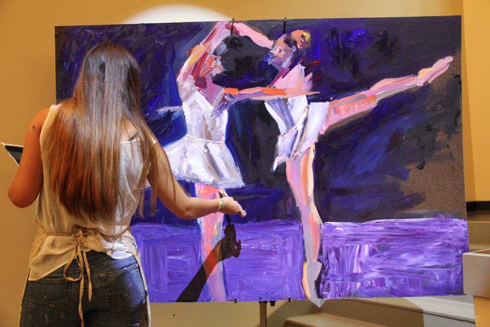 Dunham School holds Fine Arts Festival _lowres