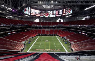 Atlanta Falcons New Stadium