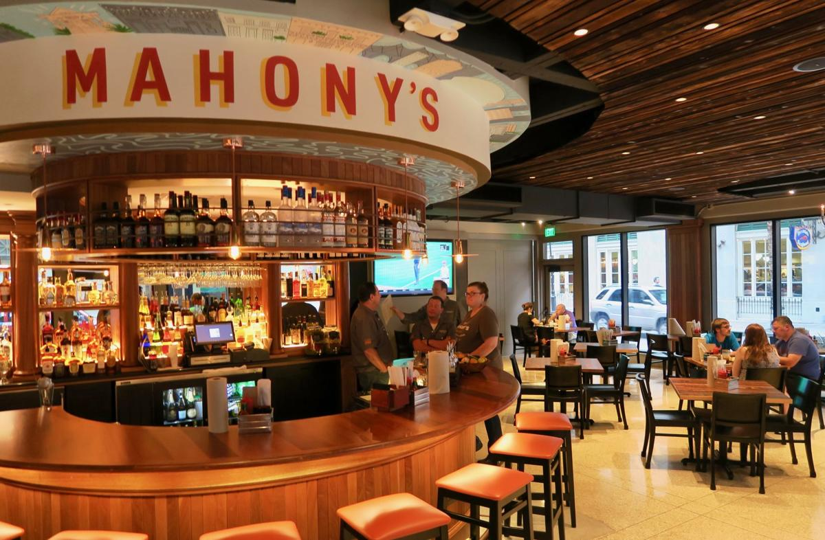 Mahony S Po Boys Opened Its French Quarter Location At The Corner Of Iberville And Dauphine Streets