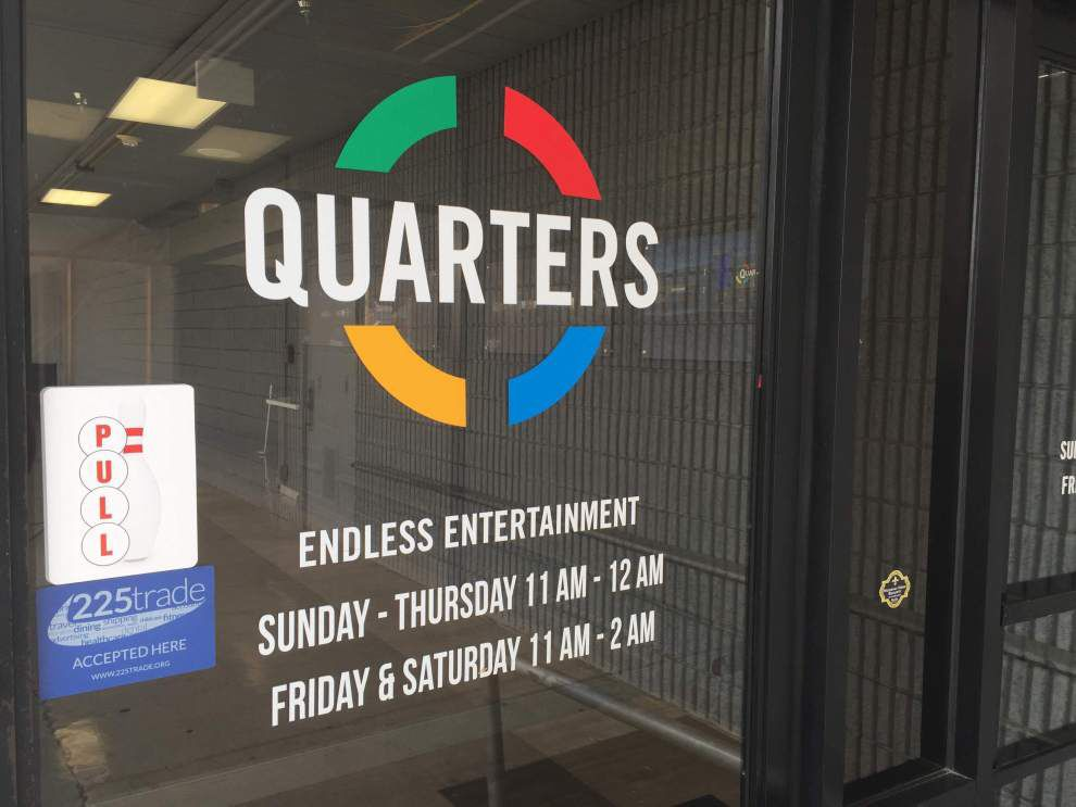 Quarters in Baton Rouge to add 300-seat restaurant, finish remodeling before end of 2016 _lowres