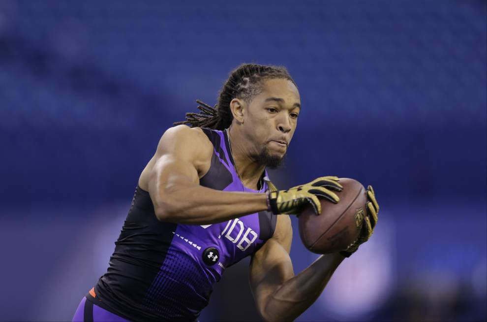 Keep an eye on your rivals: See how the Atlanta Falcons, Carolina Panthers, Tampa Bay Buccaneers fared on Day 2 of the NFL draft _lowres
