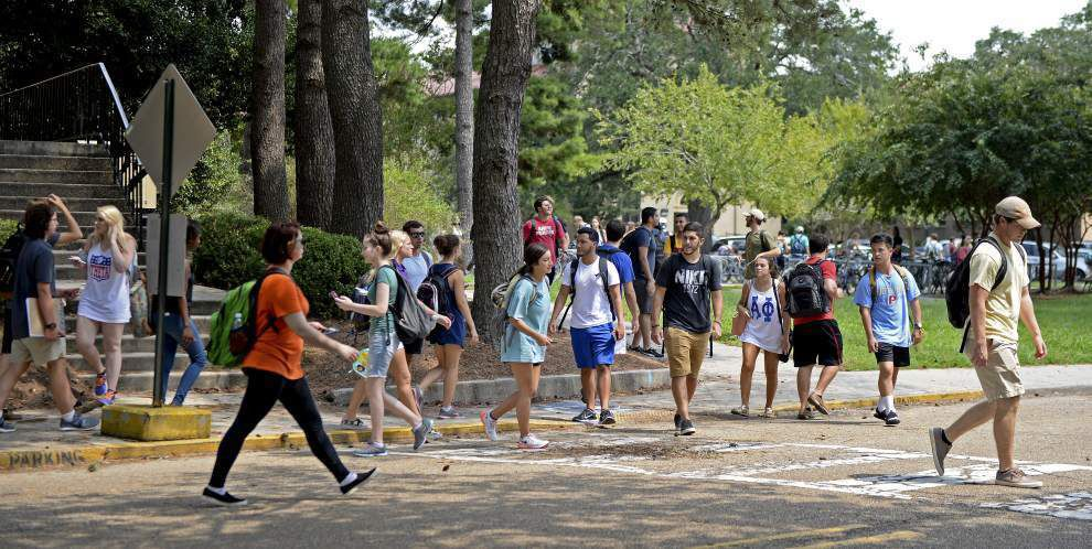 Big shift: Louisiana voters to decide whether Legislature should control university tuitions _lowres