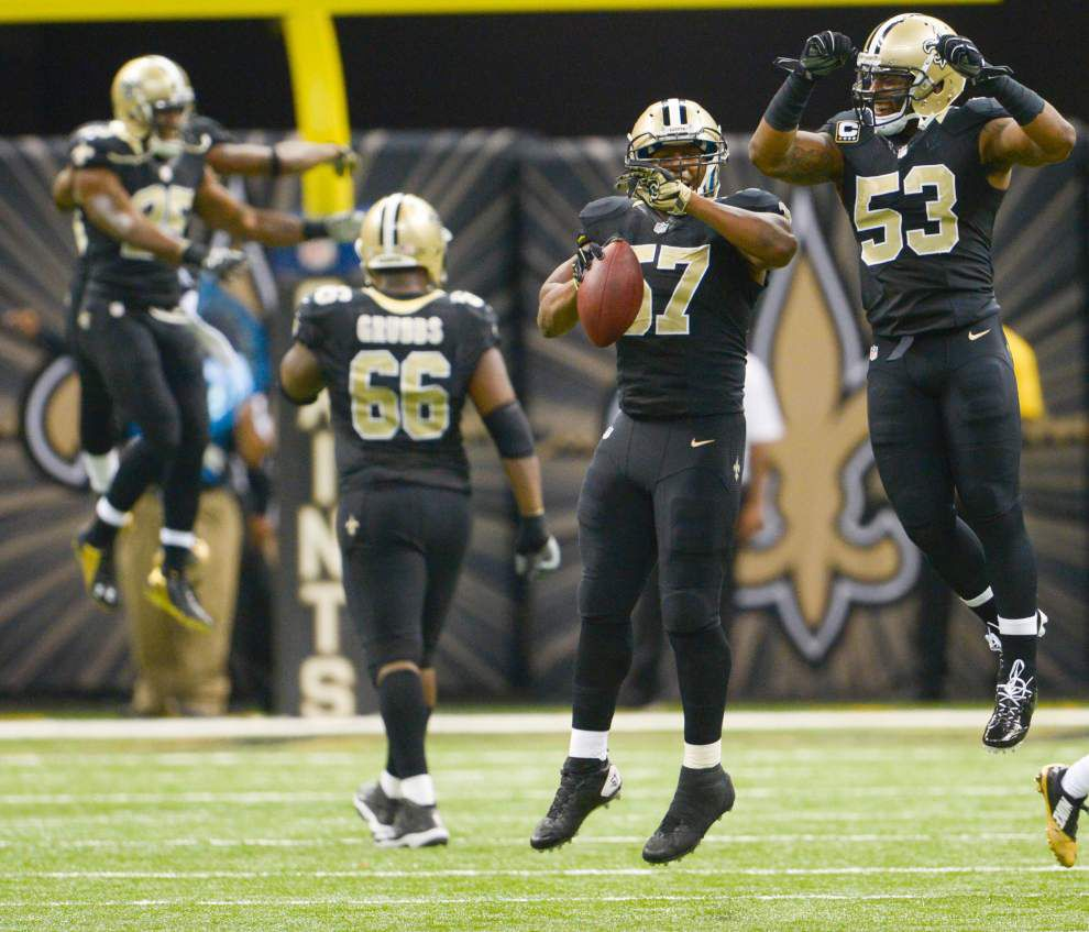 New Orleans Saints' roster remake begins with cutting of Jahri Evans, Ramon Humber and David Hawthorne _lowres
