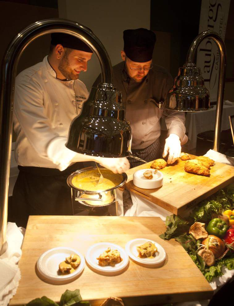 Chef's Evening in Hammond to offer wide range of local fare _lowres