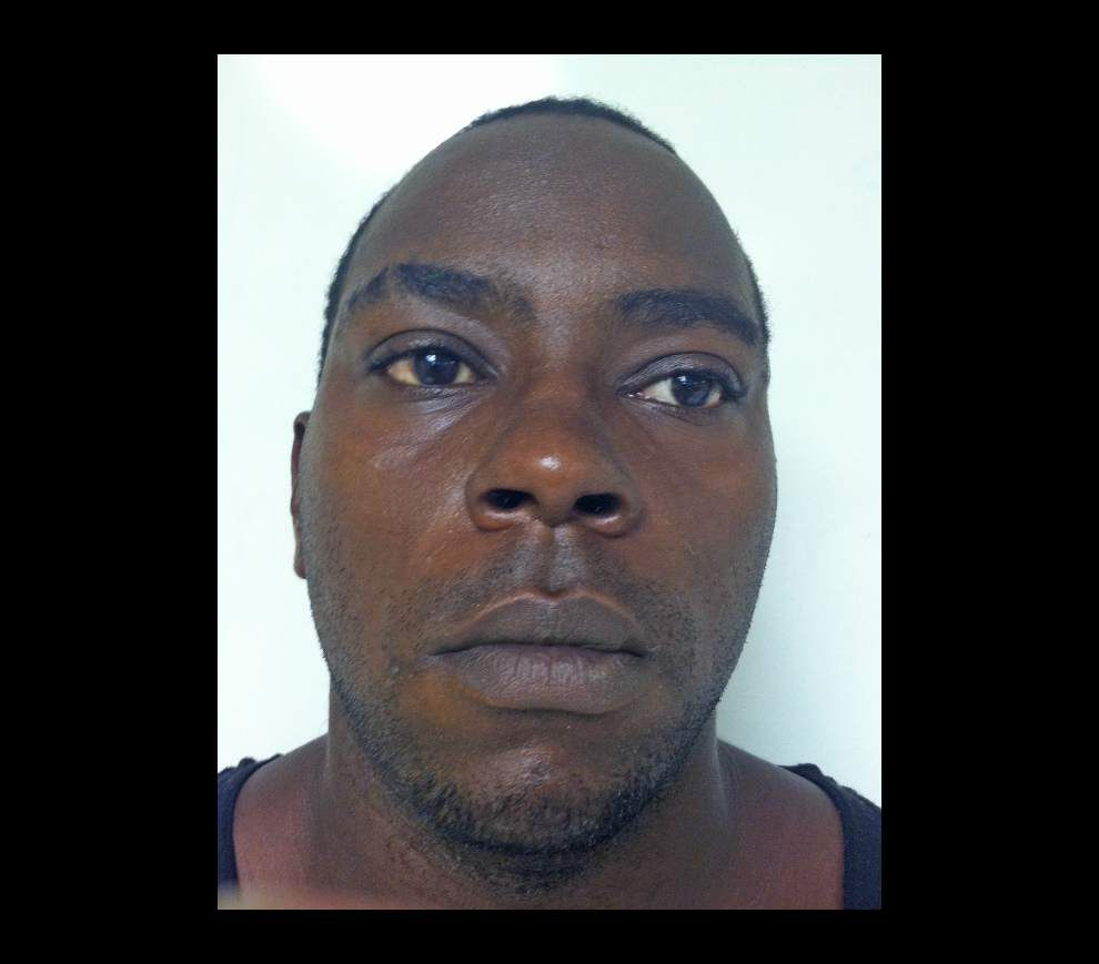 Man in St. Martin jail booked again, this time in armed robbery _lowres