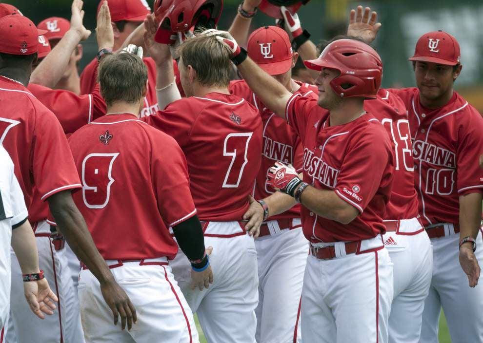 Ragin' Cajuns, South Alabama set for pivotal Sun Belt baseball clash _lowres
