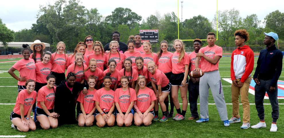 Football fun raises funds for fellow ZHS student _lowres