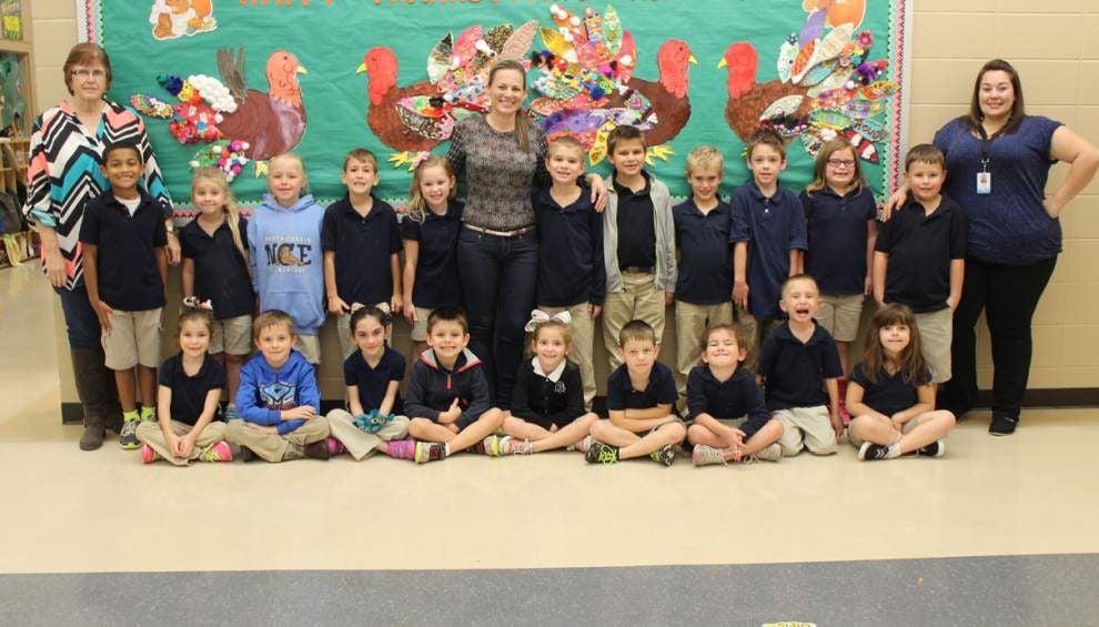 Classroom Spotlight: North Corbin Elementary School first grade _lowres