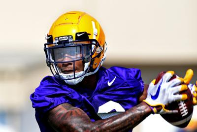LSU football practice report (Sept. 16): T.K. McLendon moves, adding depth to defensive line