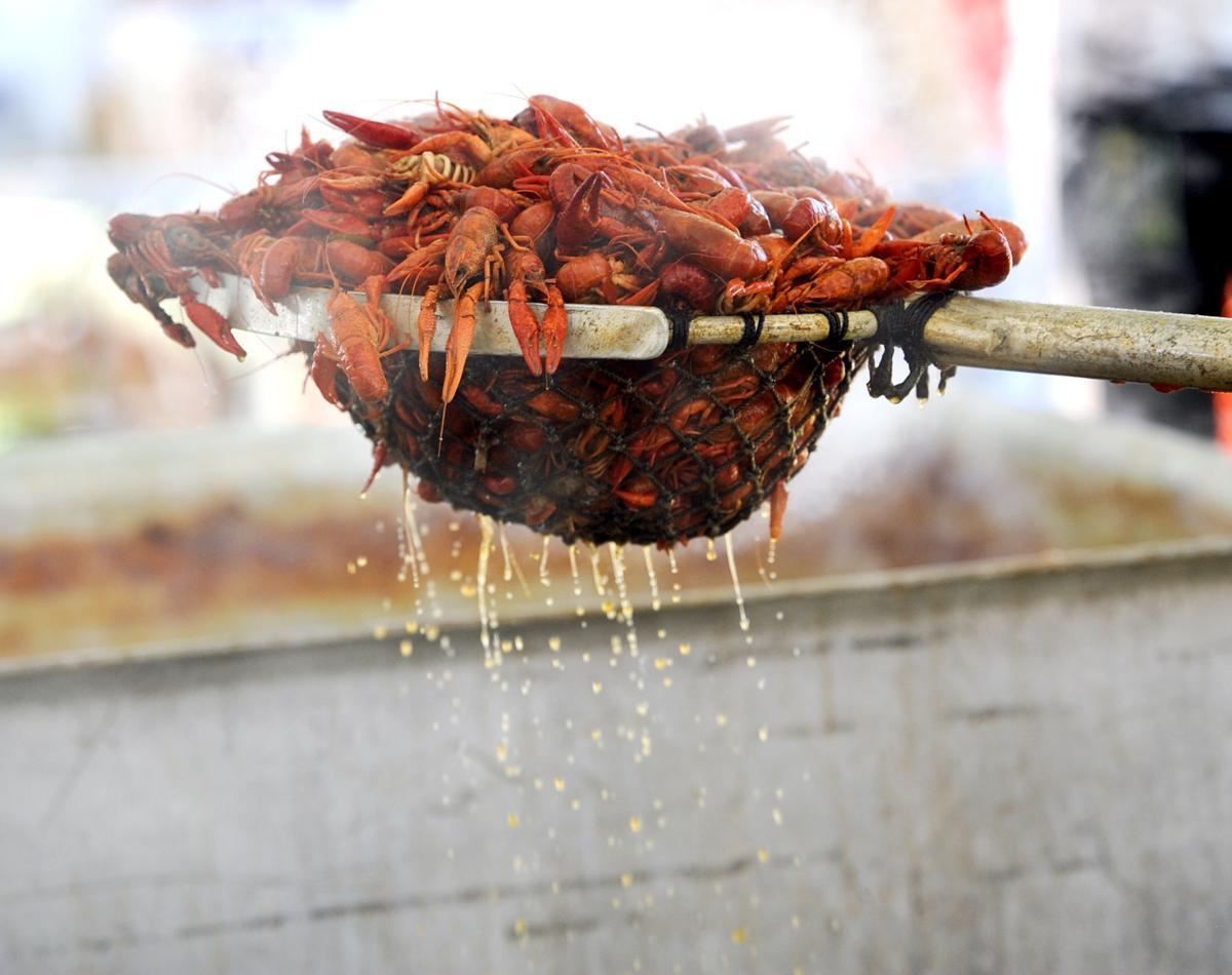 BB Crawfish Fest 2017 2 for Red