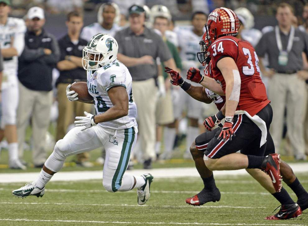 Robert Kelley, Dante Bulter won't participate in Tulane's spring football practices _lowres