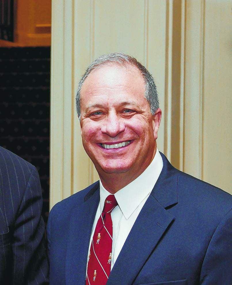 WWL-TV report: De La Salle High School President Michael Guillot dies _lowres