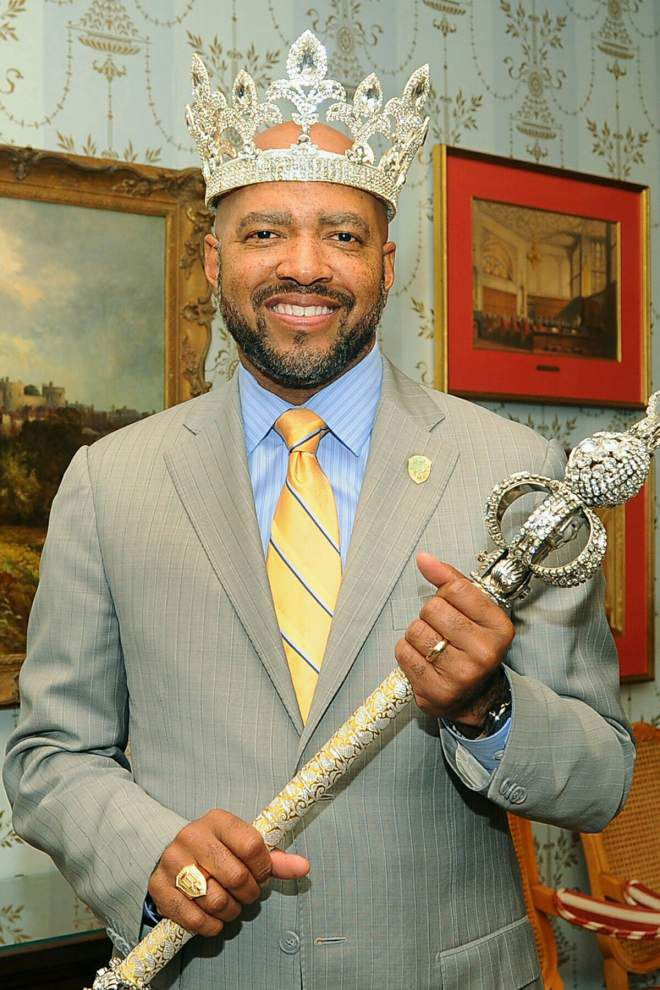New Orleans' James Williams is first Zulu member named king of Washington Mardi Gras _lowres