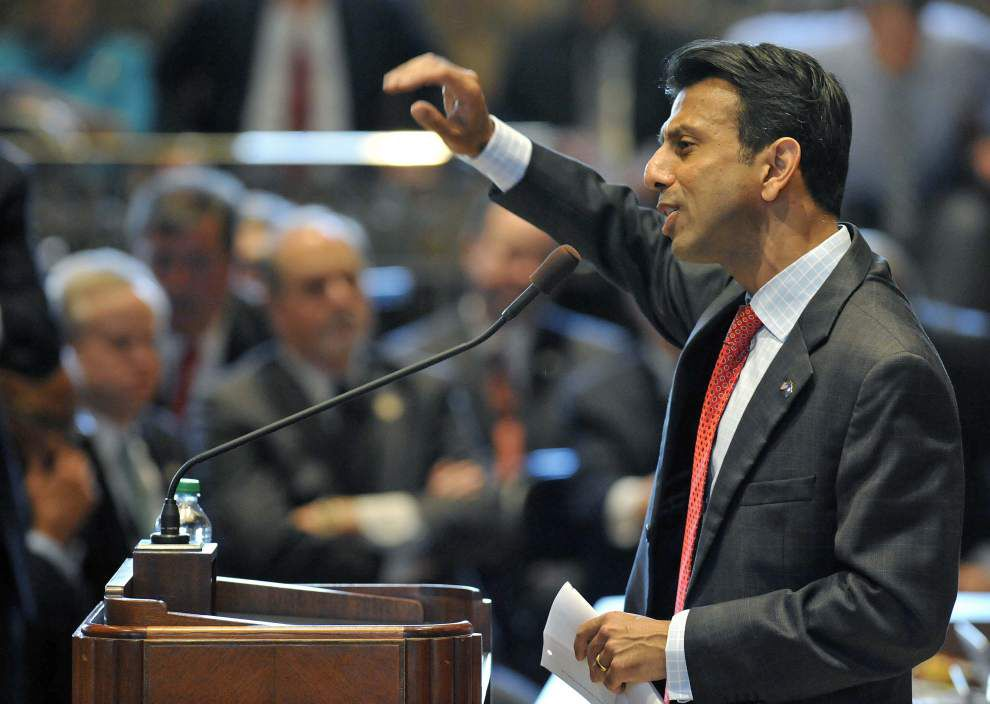 Jindal wants BP money in 'rainy day' fund _lowres