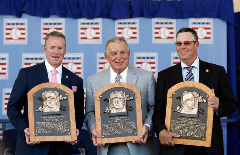 Frank Thomas, Joe Torre lead Hall of Fame class _lowres