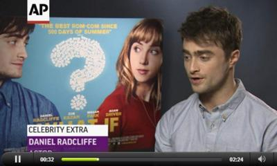 Daniel Radcliffe keeps things diverse _lowres