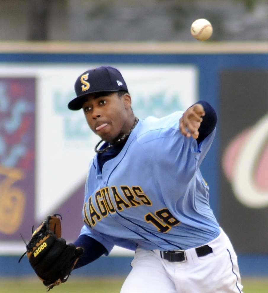 Southern sweeps doubleheader at Grambling _lowres