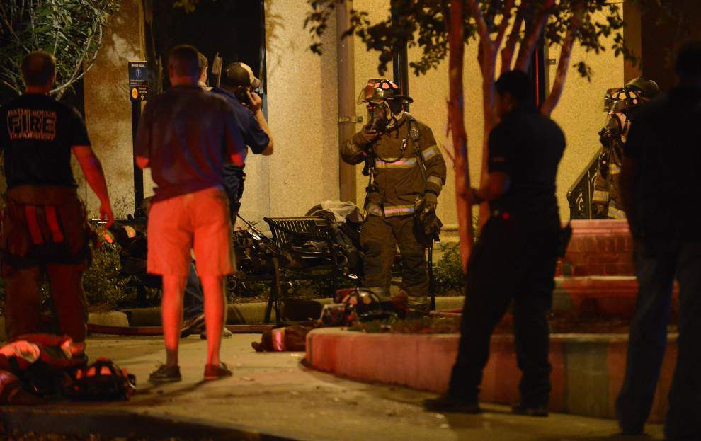 Fire at LSU Student Health Center results in $70,000 in damage _lowres