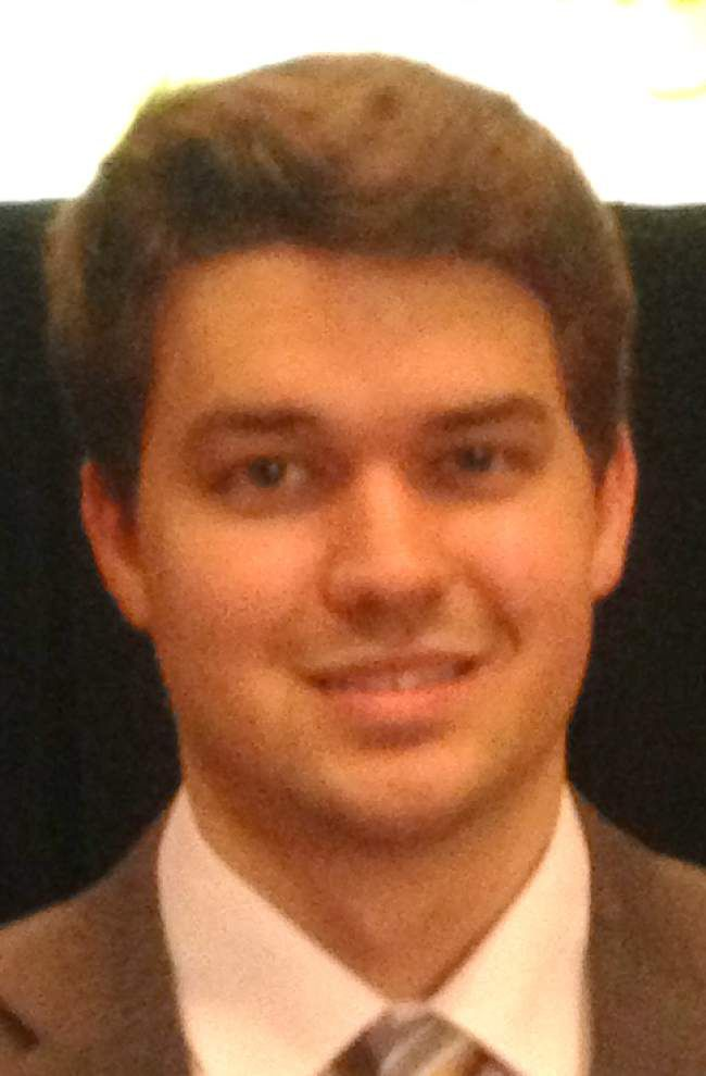 SLU student from Slidell wins broadcasting scholarship _lowres