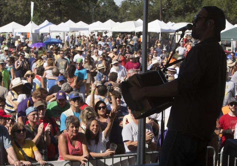 Hundreds celebrate Cajun culture at Lafayette festival _lowres
