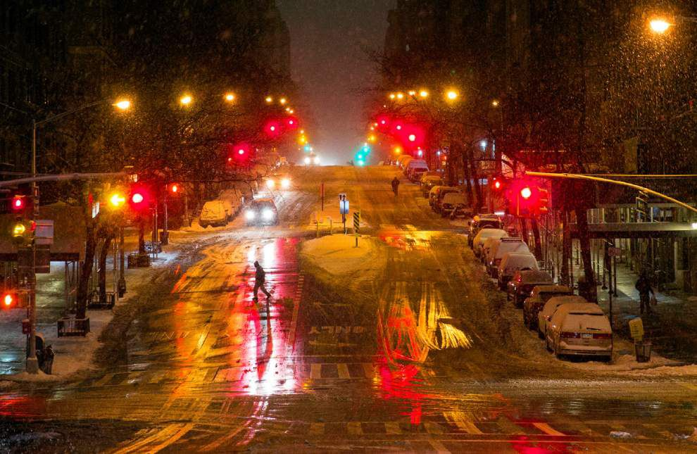The latest on the Northeast snowstorm _lowres